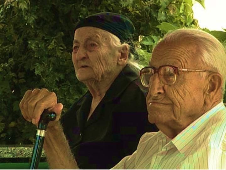 Old couple fucking