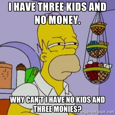 three-kids-homer-meme